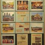 合唱团史料展览